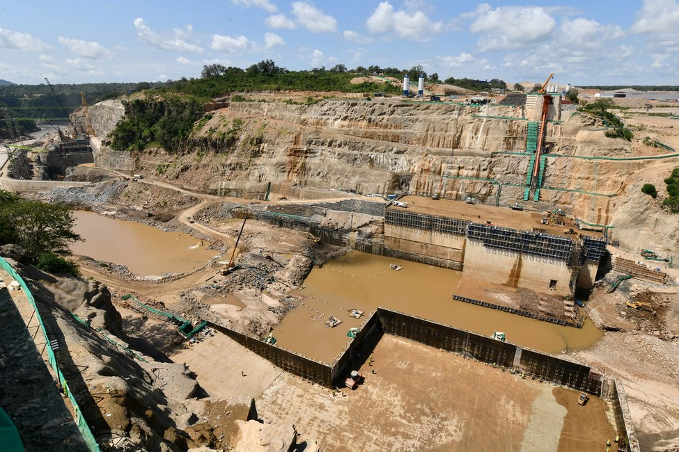 Designing and Construction of Rufiji's Dam and Hydropower