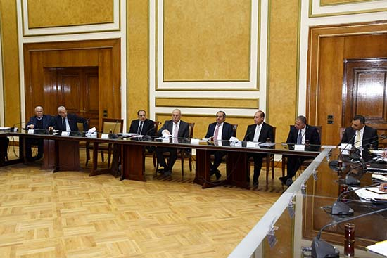 The Minister of Housing held his second meeting to follow up the