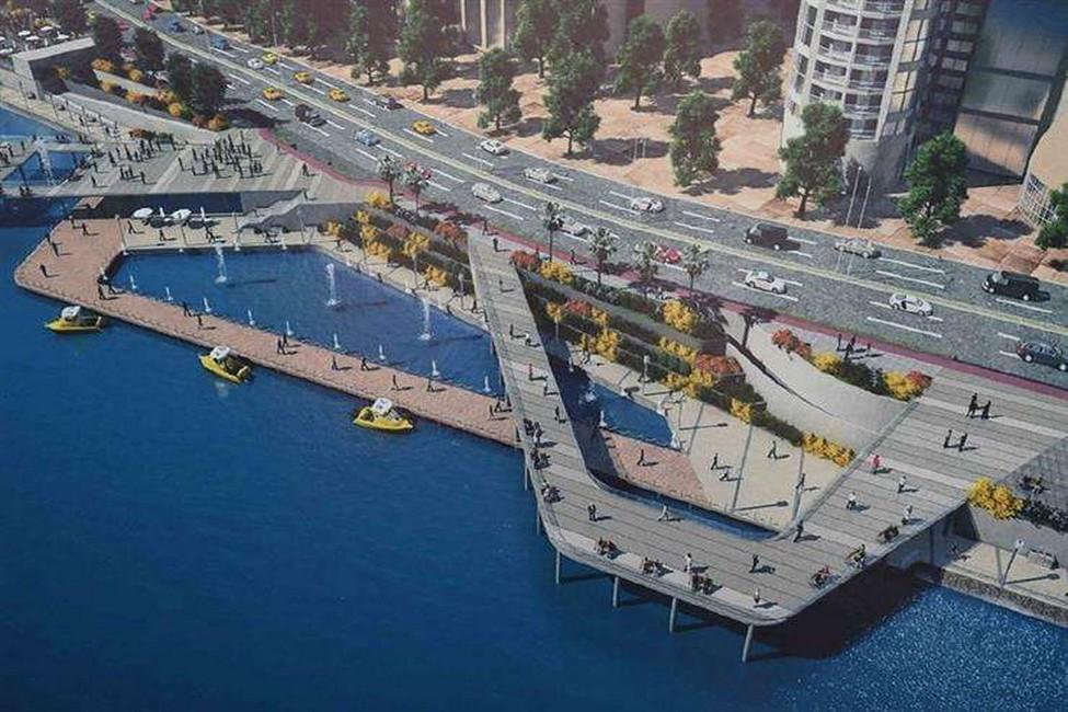 Ahl Misr Walkway