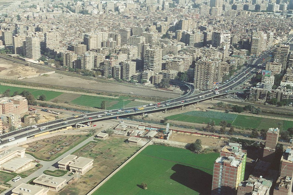 26th of July Corridor - Cairo -