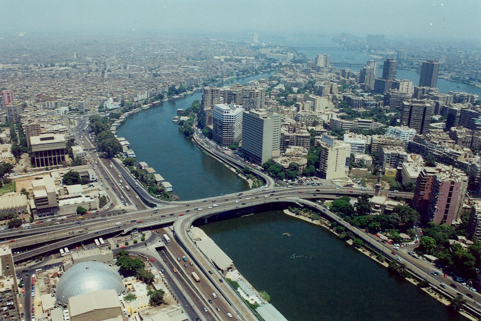 15th May Bridge - Cairo -