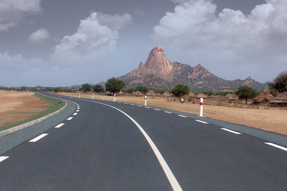 Bokoro - Arboutchatak Road Project