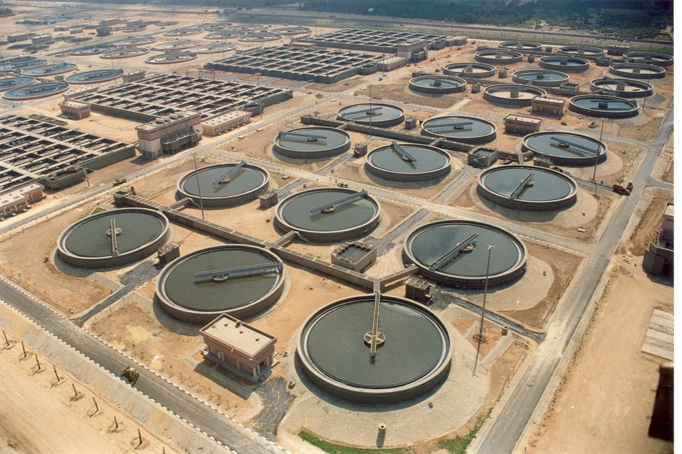 Greater Cairo Wastewater Projects
