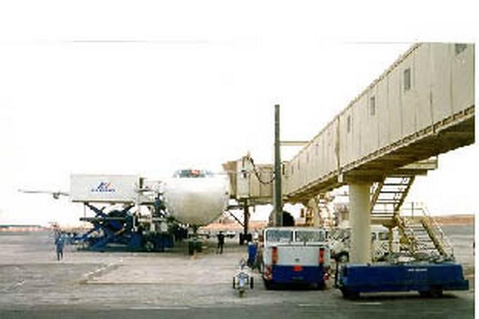 مطار القاهرة - المرحلة الثانية