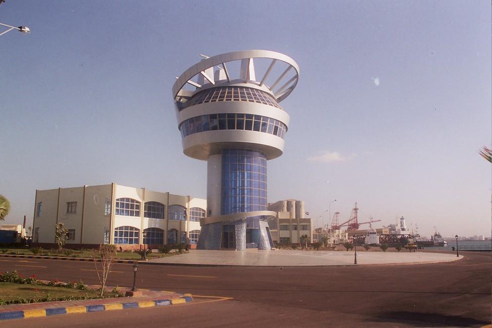 ميناء الدخيلة - الاسكندرية