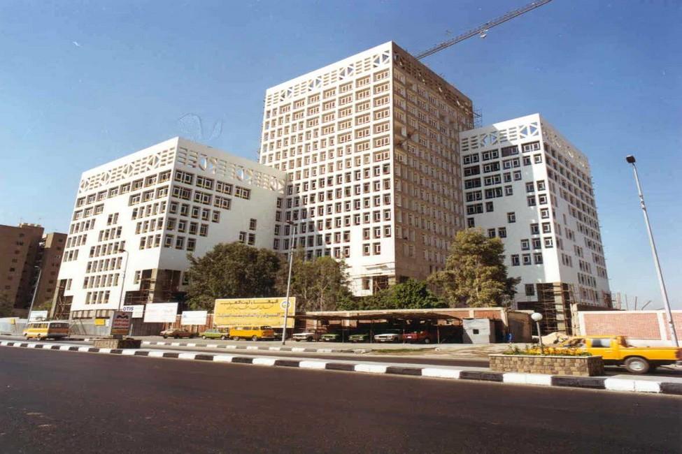 مجمع وزارة المالية والجمارك