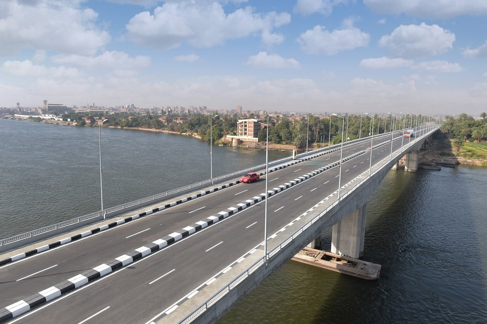 The Bridge of Gerga - Dar El Salam Axis