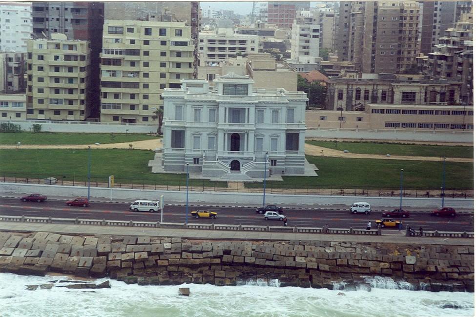 Gleem Palace - Alexandria