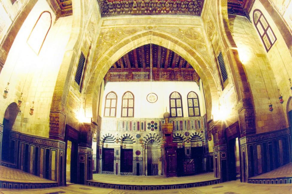 ترميم مسجد سلطان الغورى