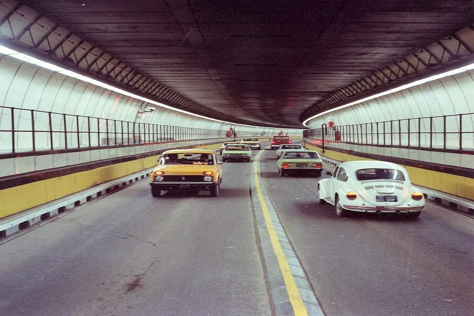 Martyr Ahmed Hamdy Tunnel