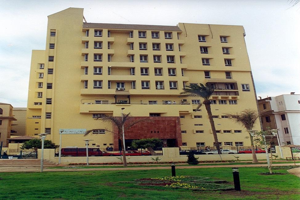 مستشفى القصر العينى - القاهرة