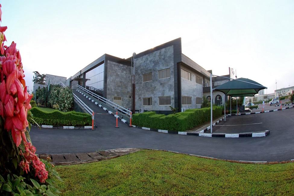 مقر حاكم ولاية لاجوس