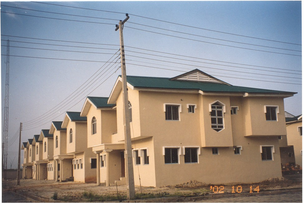 Liki Housing Project - Lagos