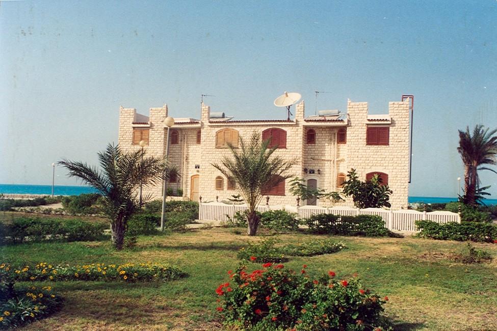 قرية مارينا العلمين السياحية