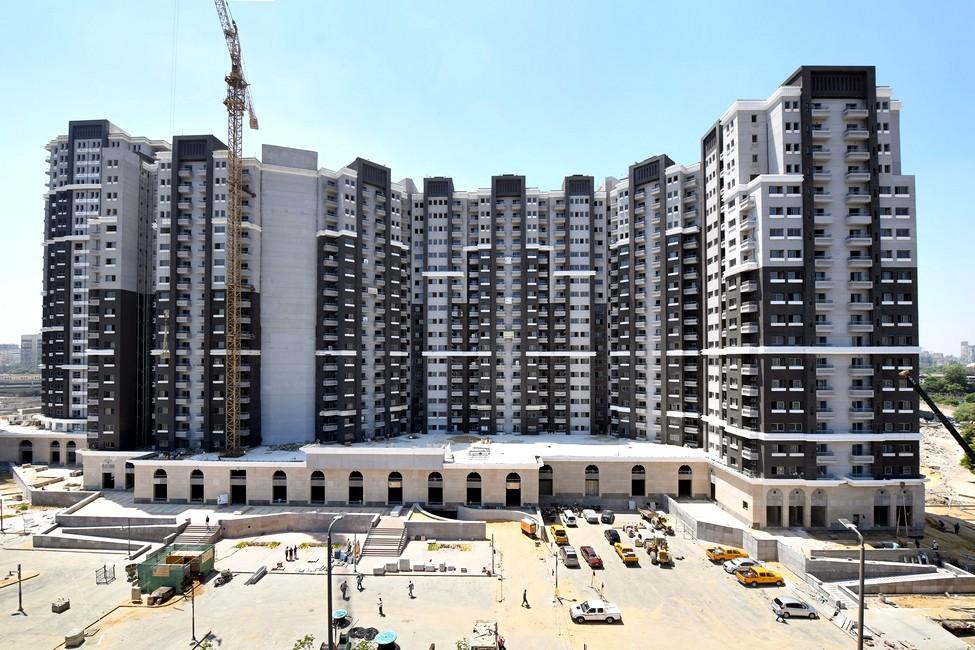 Development of Maspero Triangle