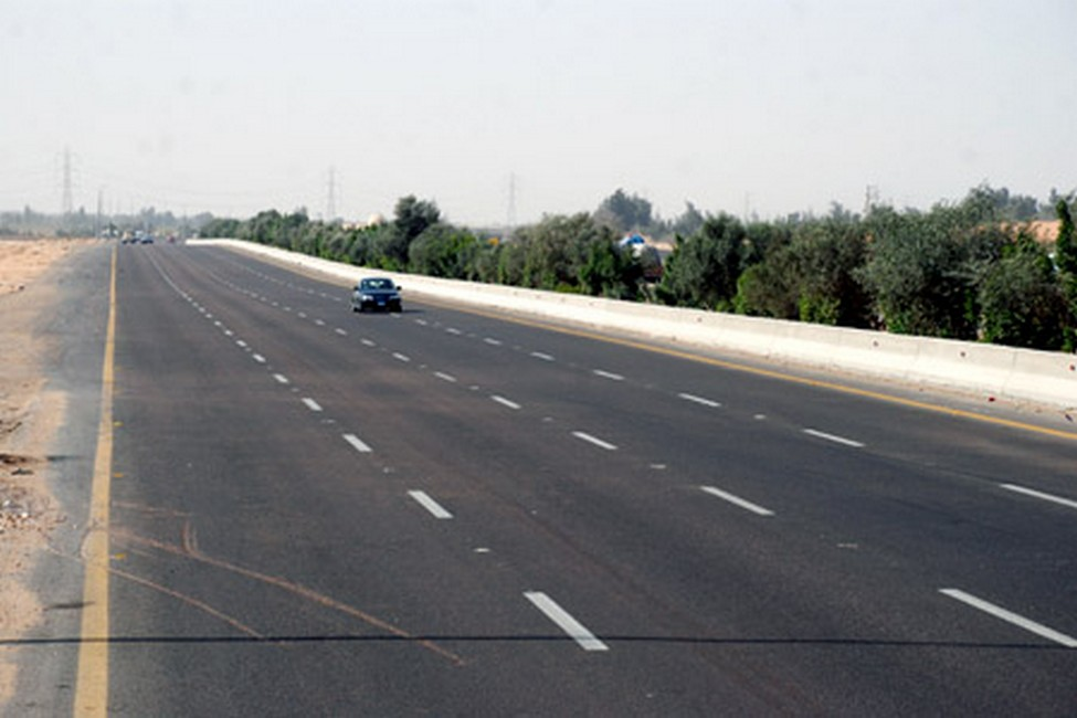 الطريق الدولى الساحلى ( إسكندرية – مطروح )