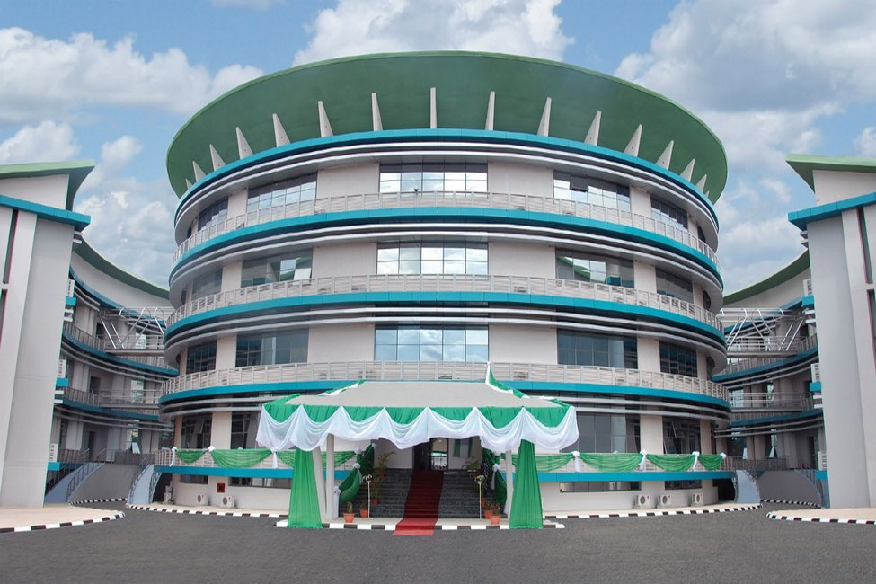 New Secretariat Building for Enugu State Government, Enugu