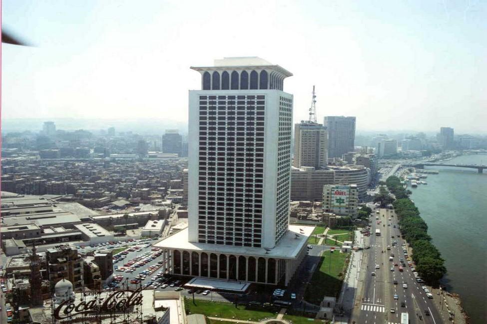 مبنى وزارة الخارجية - ماسبيرو