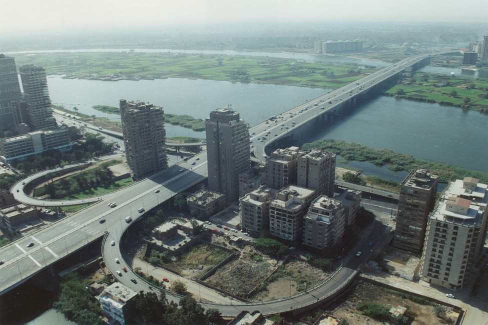 Al Moneeb Bridge - Cairo -