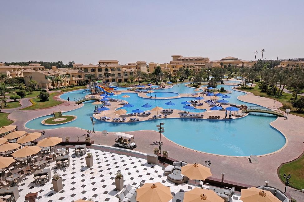 فندق موفنبيك - بمدينة الانتاج الاعلامى