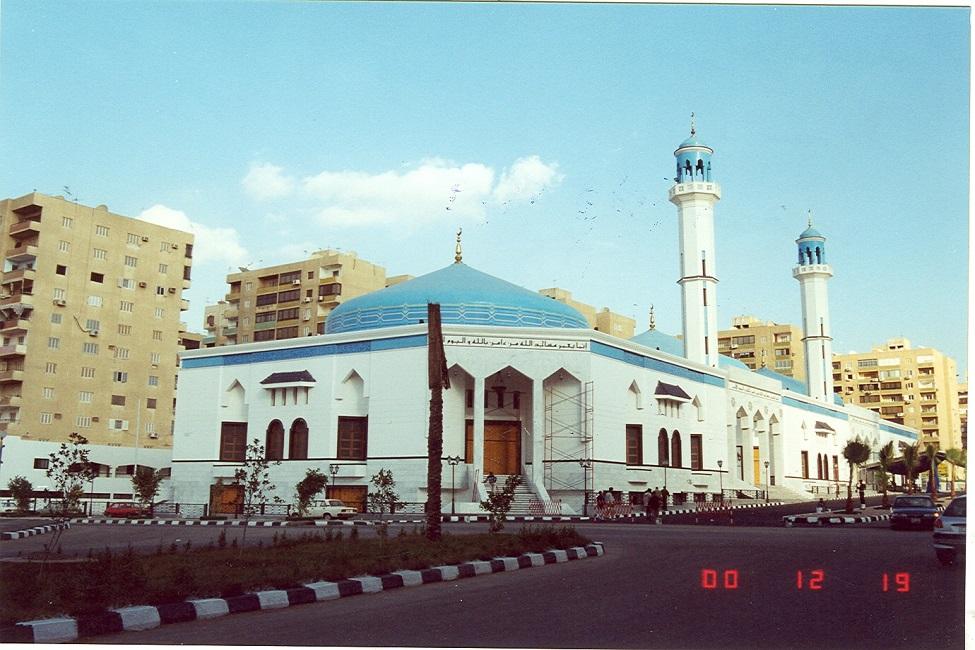 مسجد القوات المسلحة بالنزهه - ميلسا