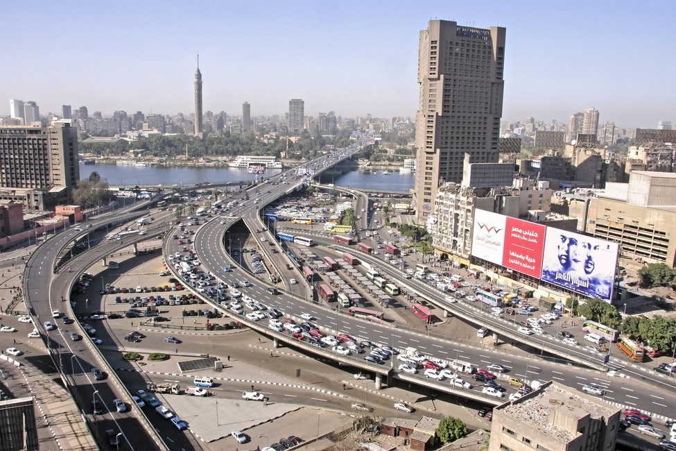6th of October Bridge - Cairo