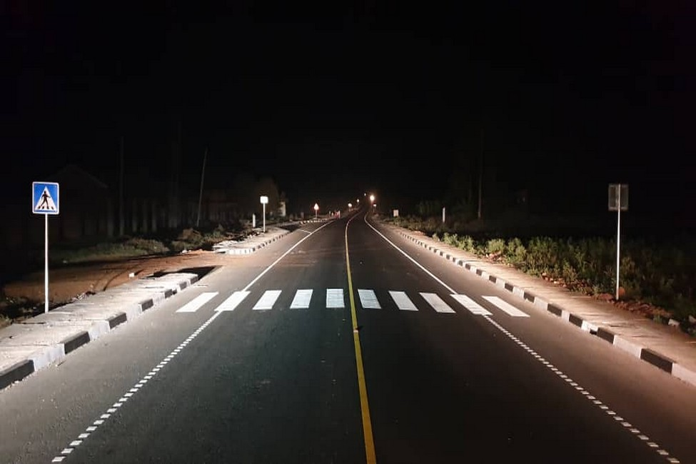 Roads Projects in Pallisa and Masaka