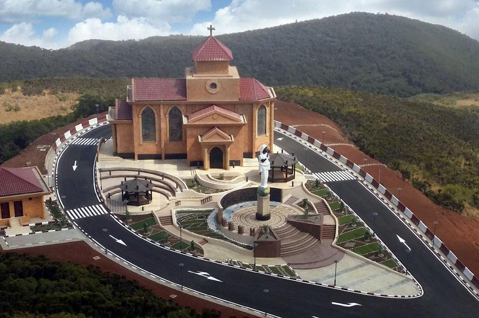 كنيسة جبل بيكو
