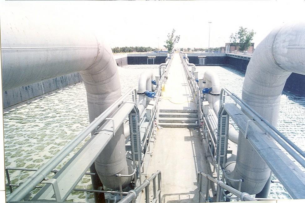 Al-Raqqa Sewage Plant