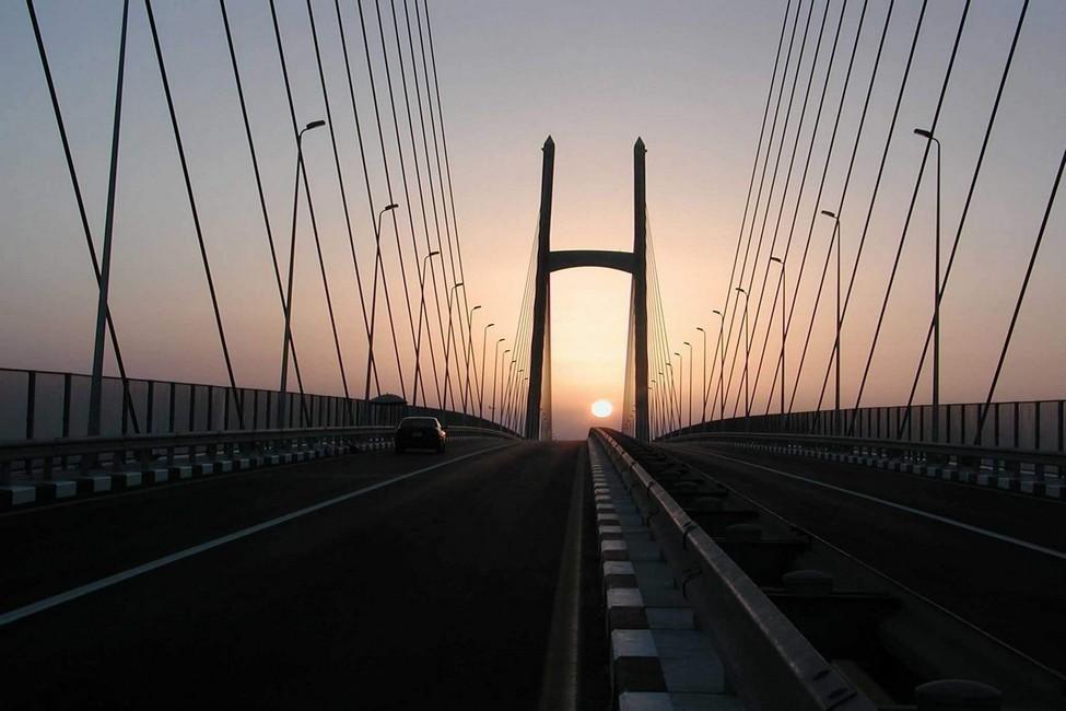 Mubarak Peace Bridge - Al Qantara