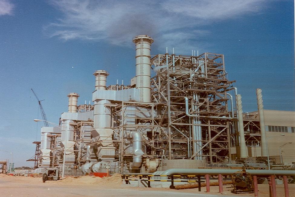محطة كهرباء أبو سلطان