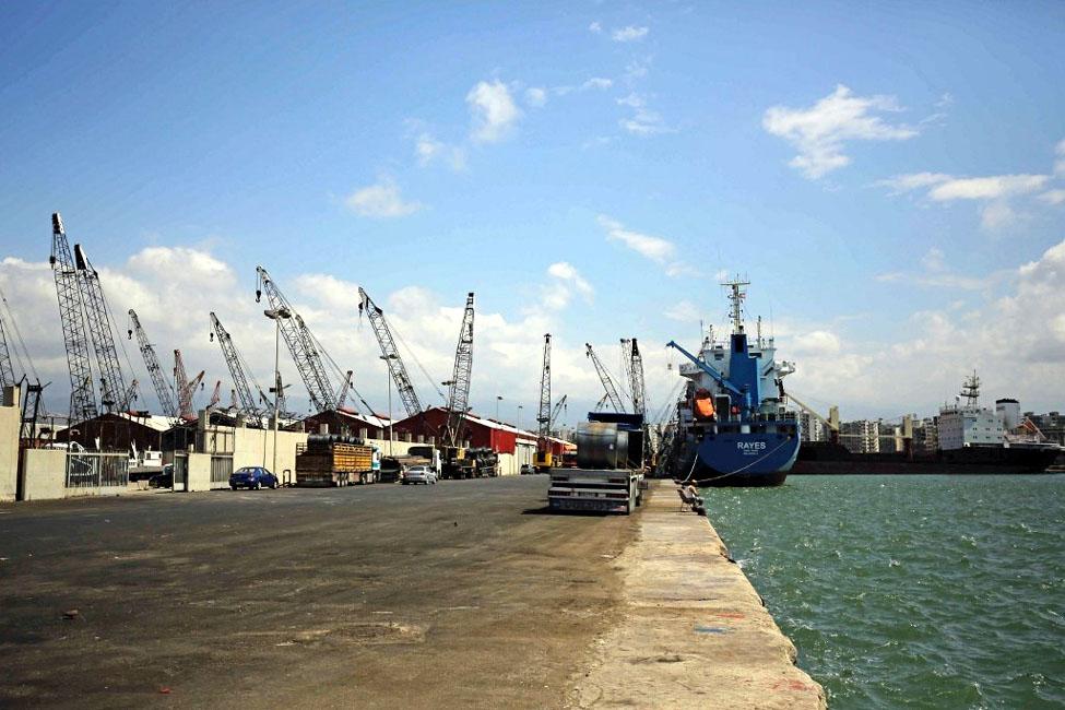 تطوير ميناء طرابلس