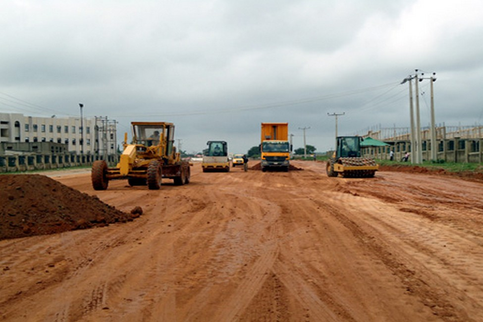Provision of Engineering Infrastructure to WUYE DISTRICT-ABUJA