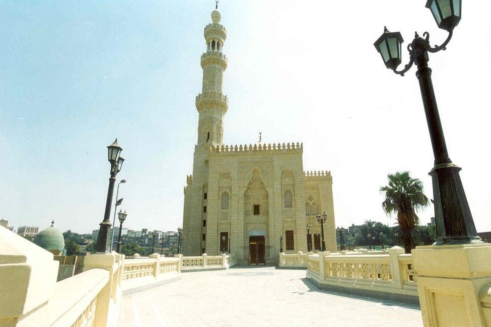 ترميم مسجد على زين العابدين