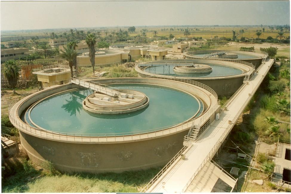 محطة مياه العباسة