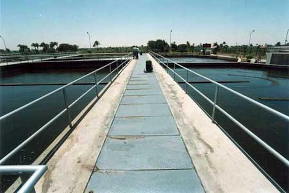 محطة معالجة مياه الشرب بنى سويف