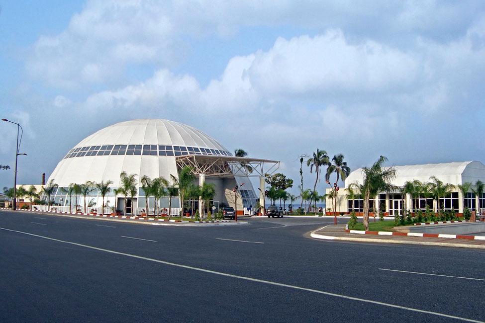 قاعة الإحتفالات الرئاسية - سيبوبو