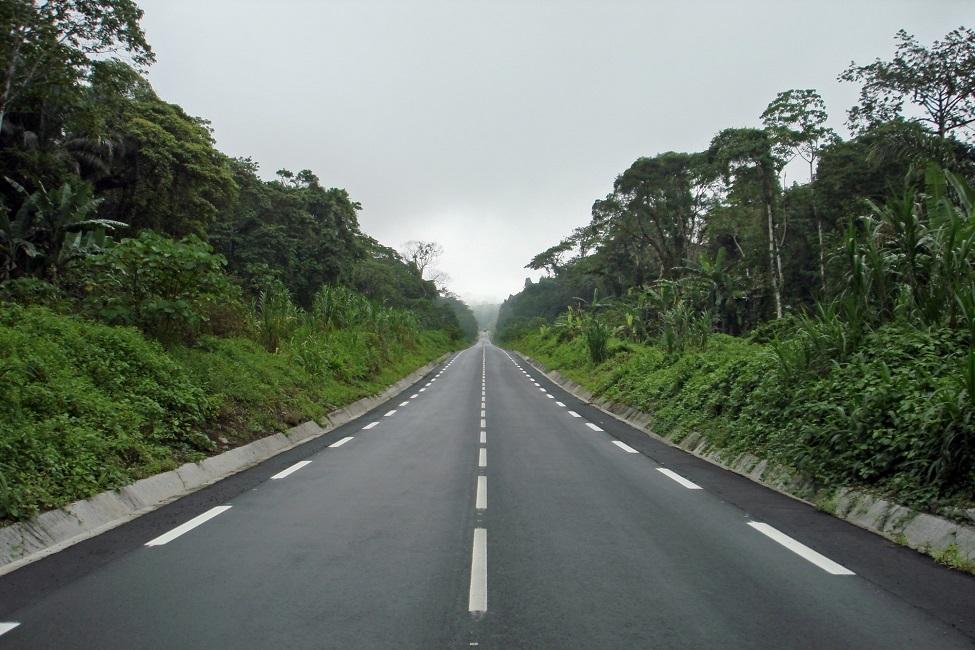 طريق ألنجيما كوبى
