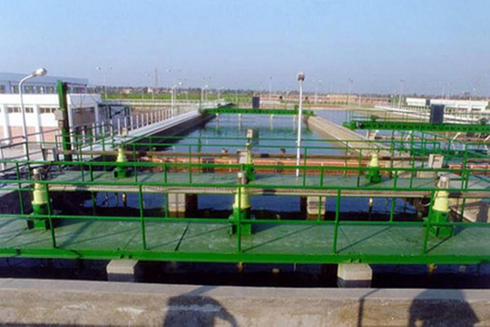 محطة معالجة مياه شرب كفر صقر