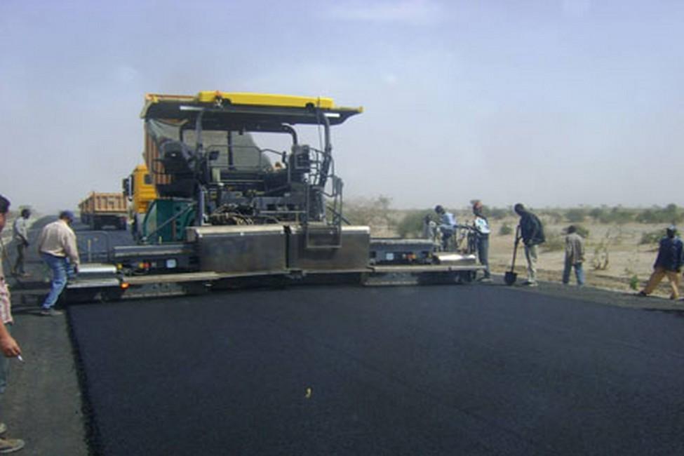 Massaguet - Massakory Road Project